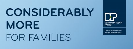 Considerably more for families